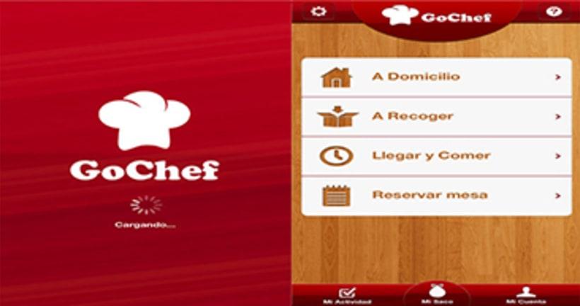 iOS: GoChef 1