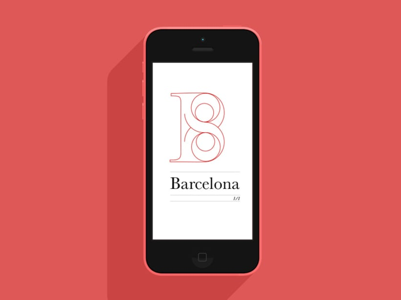 Notegraphy: Barcelona 2