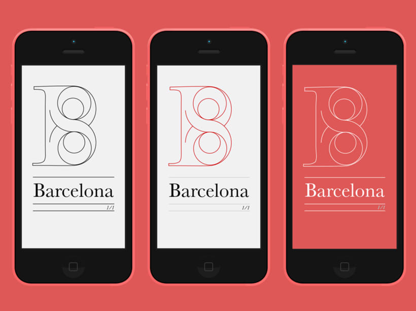 Notegraphy: Barcelona 3