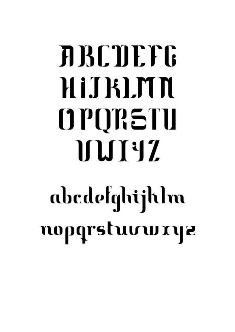 Tipografia Modular -1