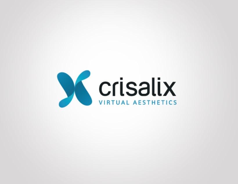Crisalix: Identidad Corporativa 0
