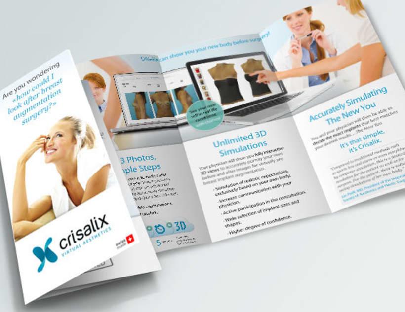 Crisalix: Identidad Corporativa 2