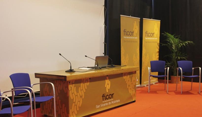 Ficor, International Cork Exibition 15