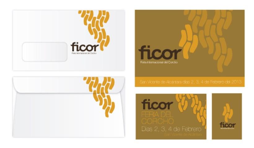 Ficor, International Cork Exibition 13