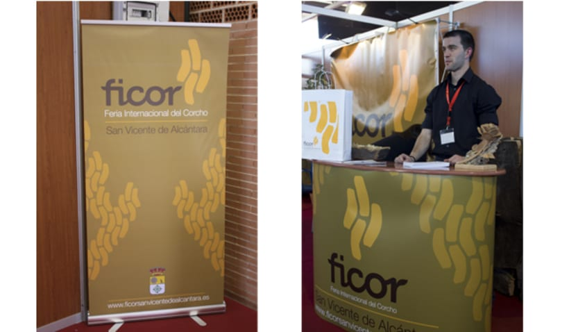 Ficor, International Cork Exibition 16