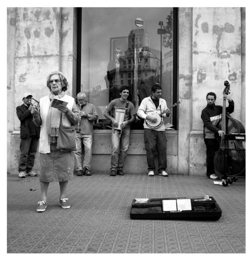 Street Photography - Bcn 0