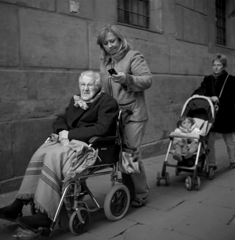 Street Photography - Bcn 2