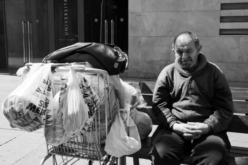Homeless - Bcn 2