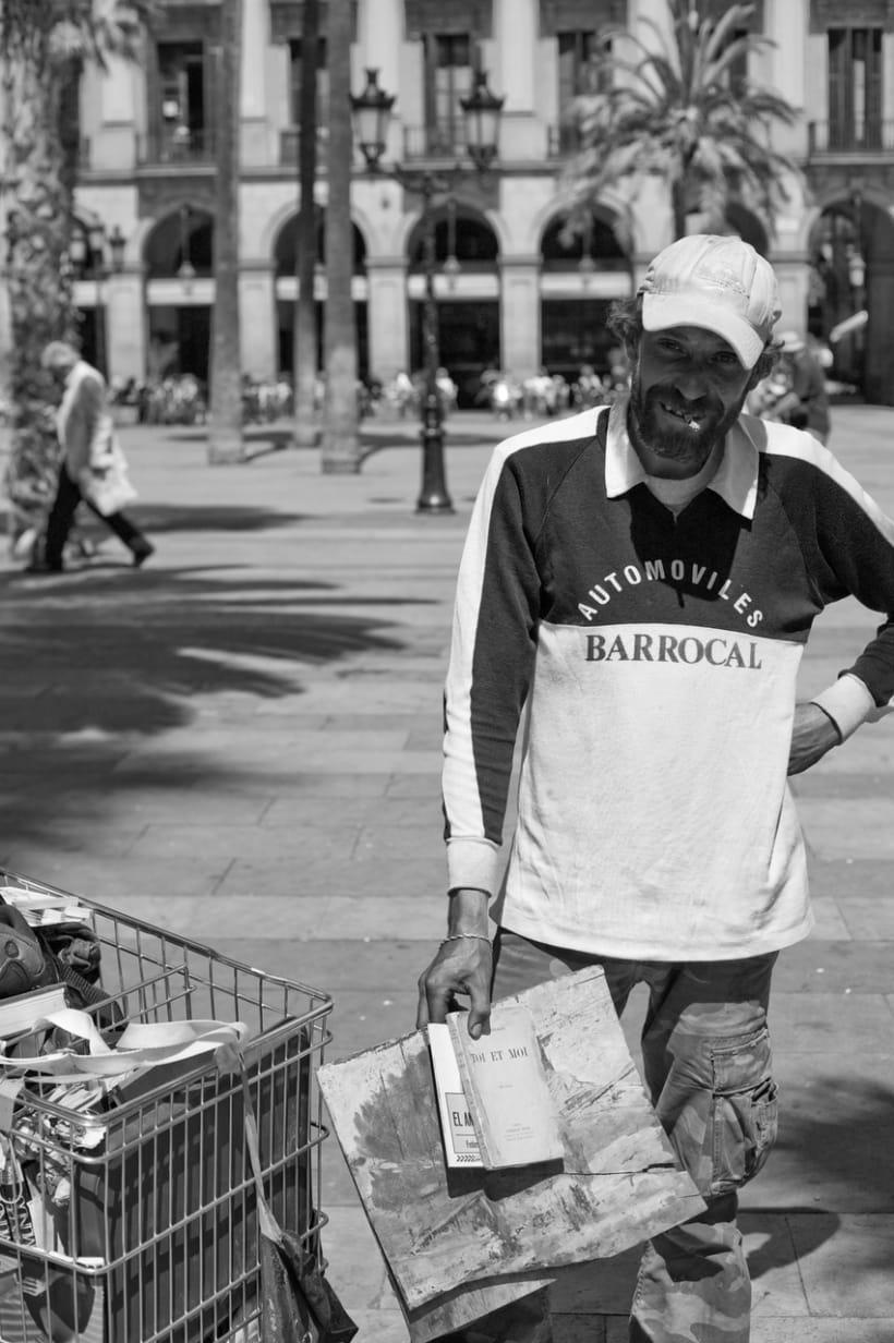 Homeless - Bcn 3