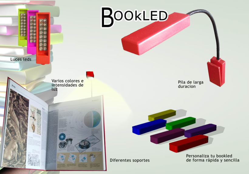 bookled -1