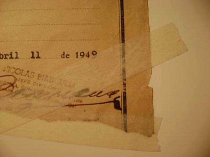 Catalogando recuerdos 1 3
