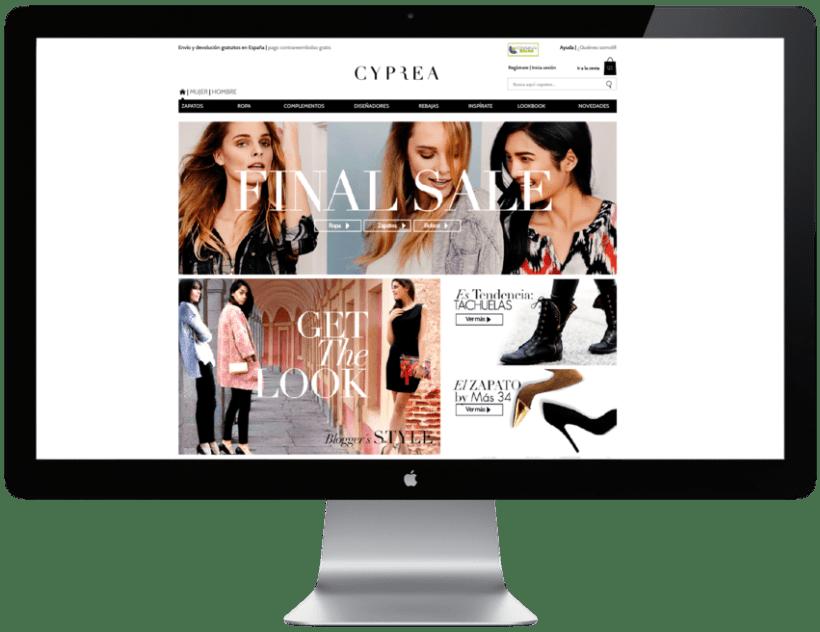 Nueva Web Cyprea.es 0