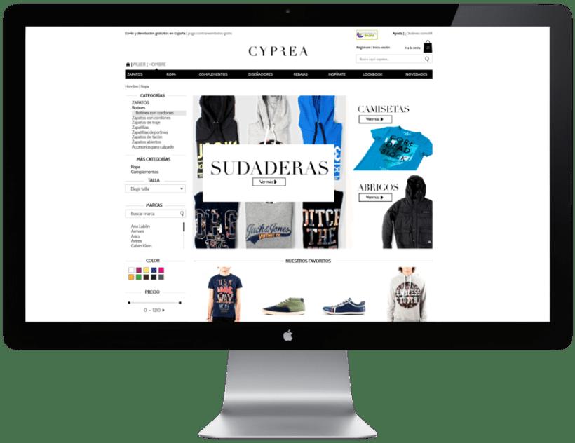 Nueva Web Cyprea.es 2