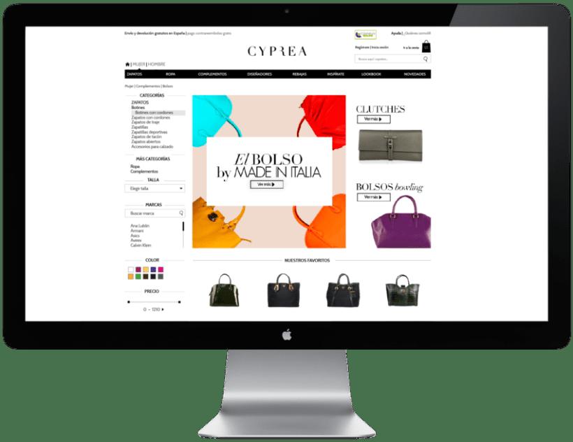 Nueva Web Cyprea.es 1