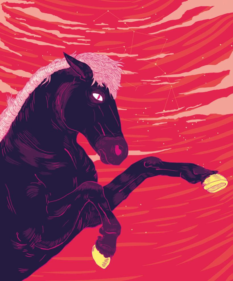 El año del caballo 1