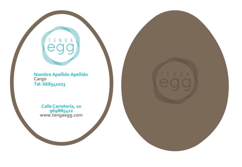 Rediseño marca Tenga Egg 1