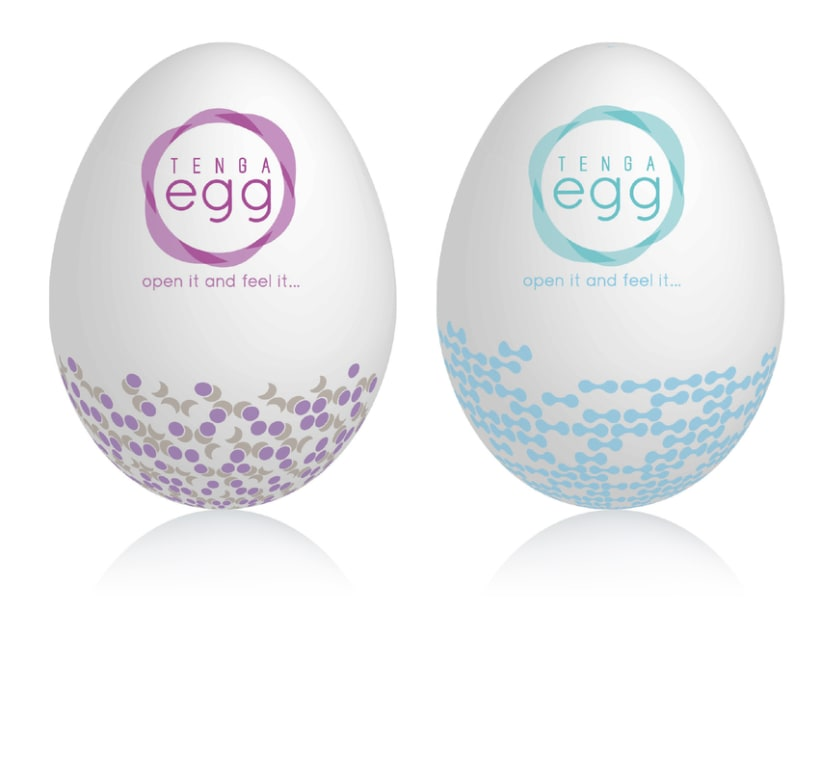 Rediseño marca Tenga Egg 2