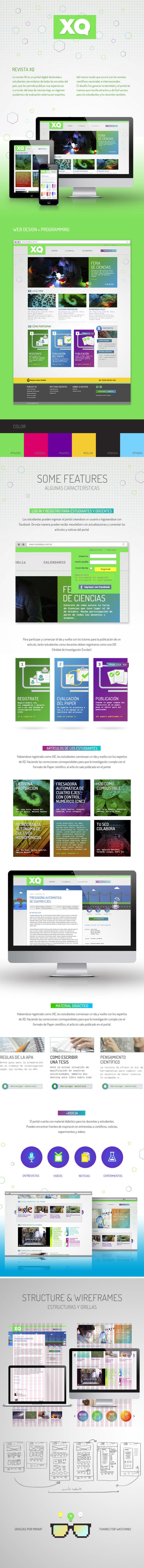 XQ Revista Digital 0