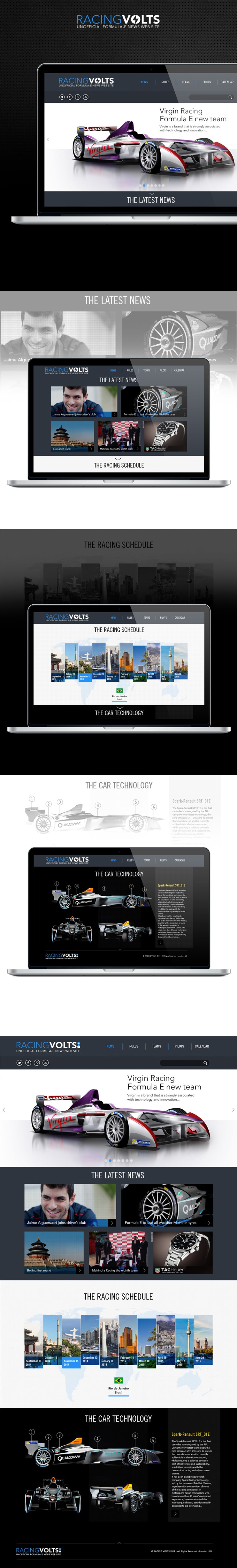 Racing Volts 1