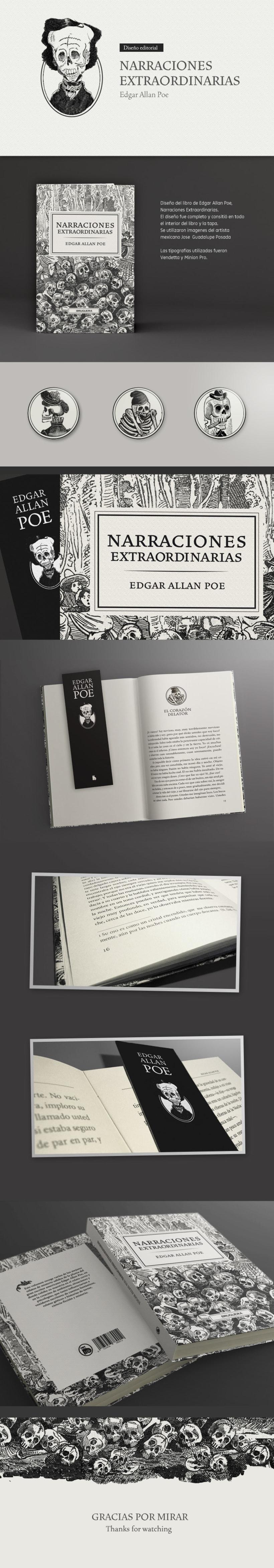 E. A. Poe / Narraciones Extraordinarias -1