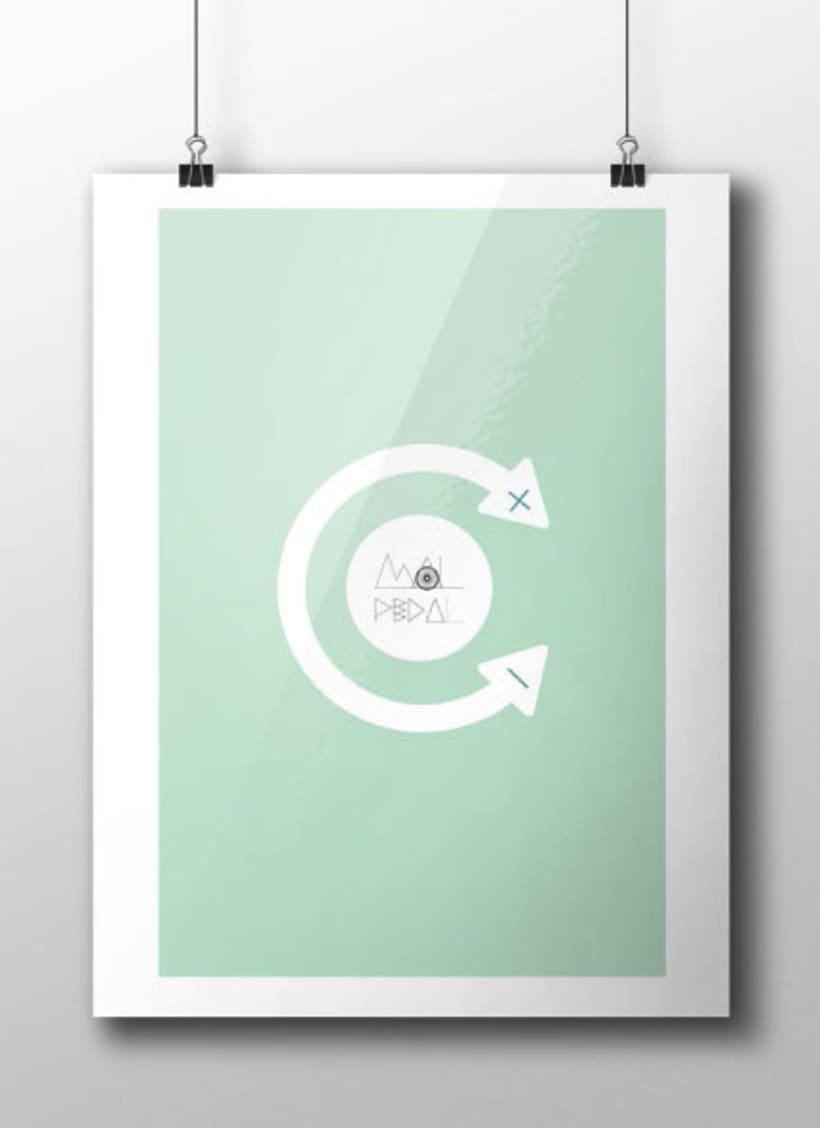 Mal pedal (ciclo indoor) -1