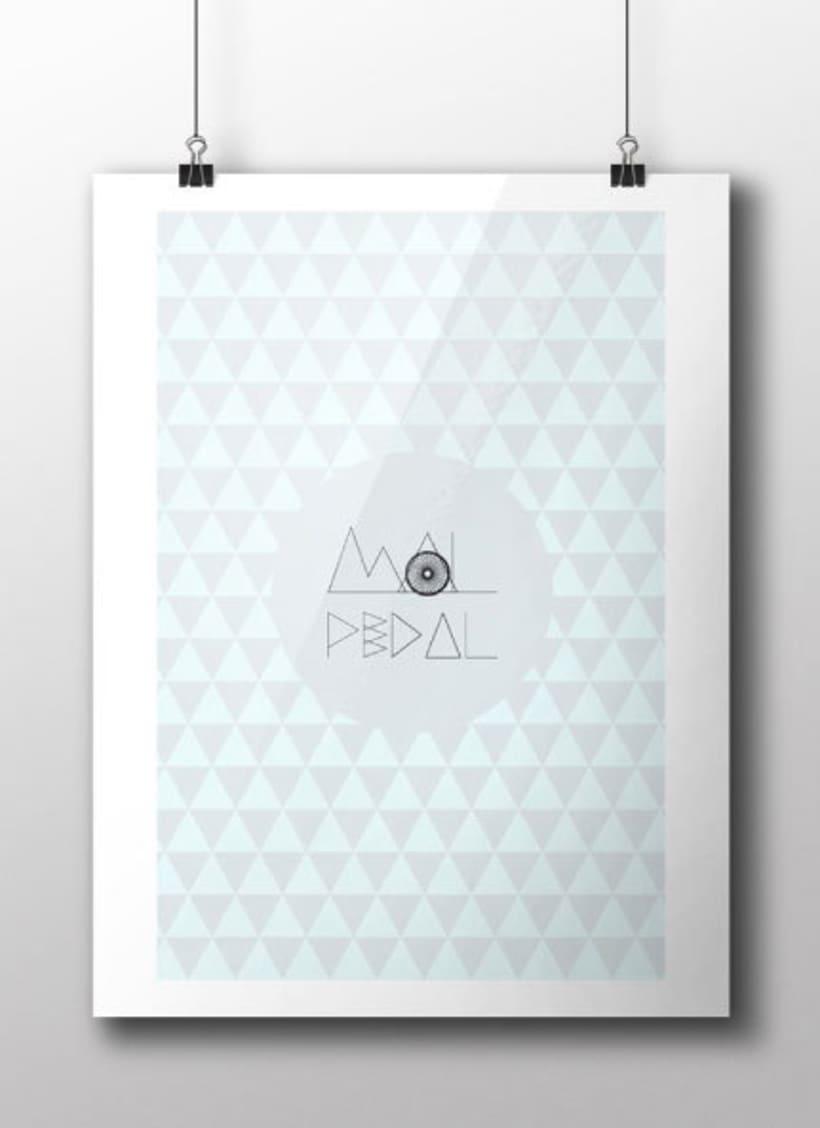 Mal pedal (ciclo indoor) 1