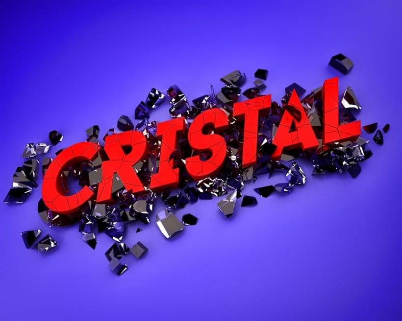 3D Cristal -1