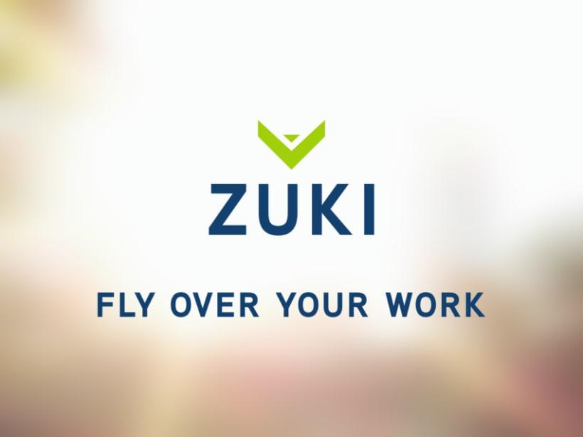 Logo design for ZUKI App 3
