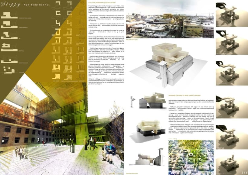 concurso internacional de arquitectura domestika On concursos de arquitectura