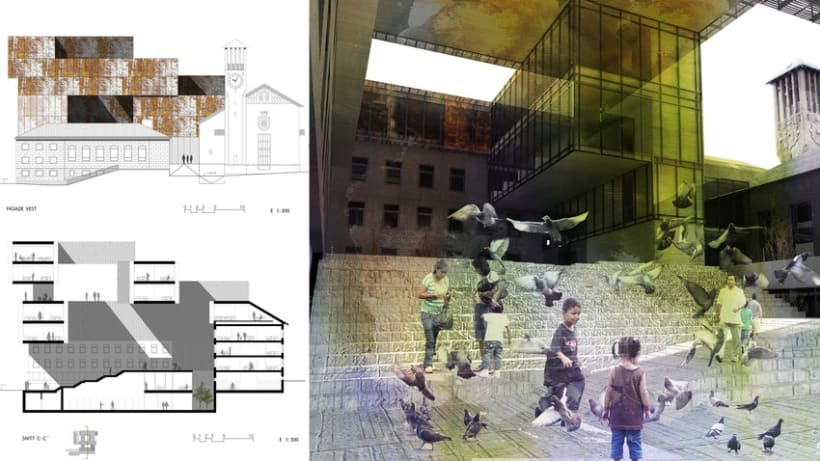 Concurso internacional de Arquitectura. 2
