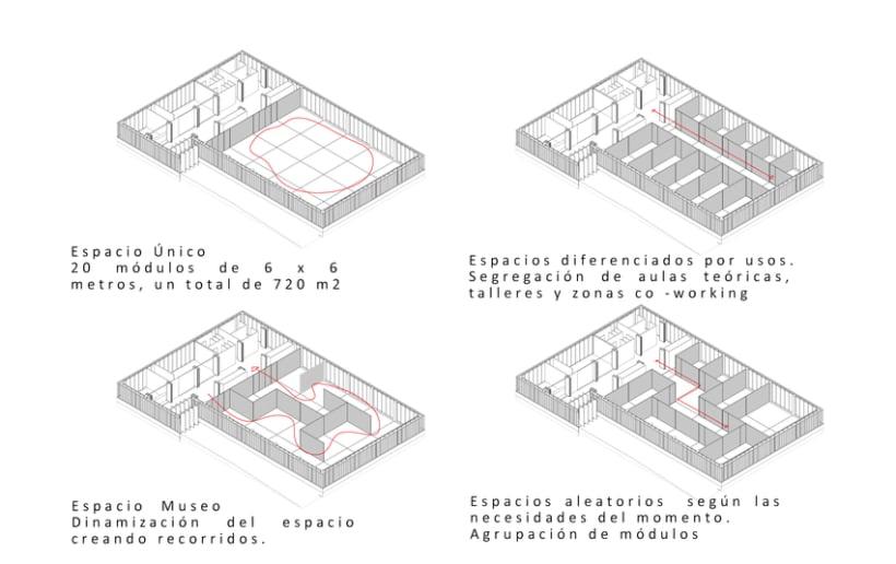 Concurso Arquitectura. 1