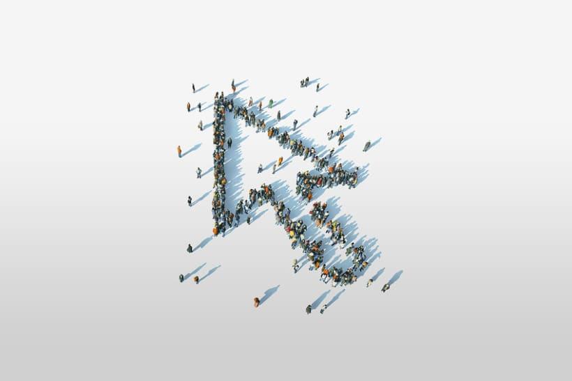 3d Personas creando cursor -1