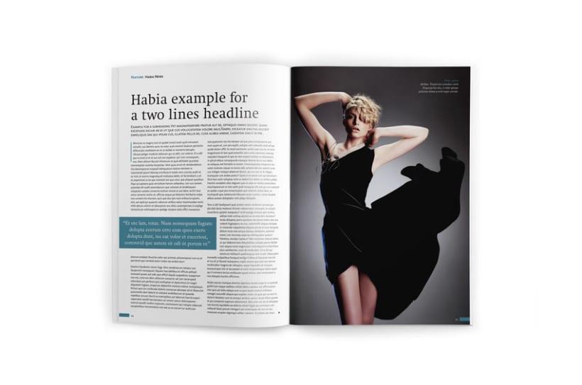 Habia News Magazine 0