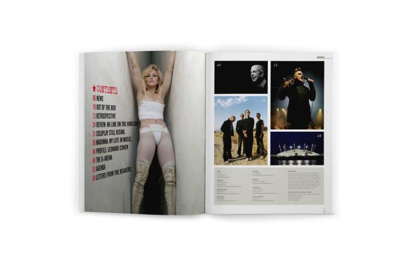 Labell Music Magazine 1