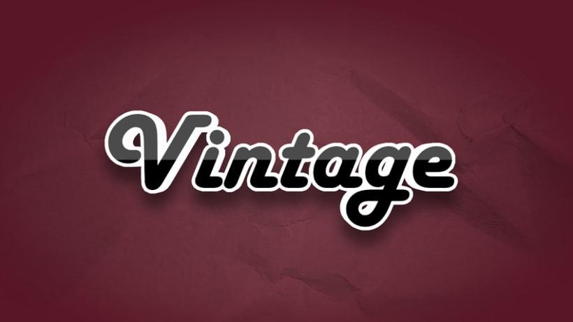 Logo Vintage 1