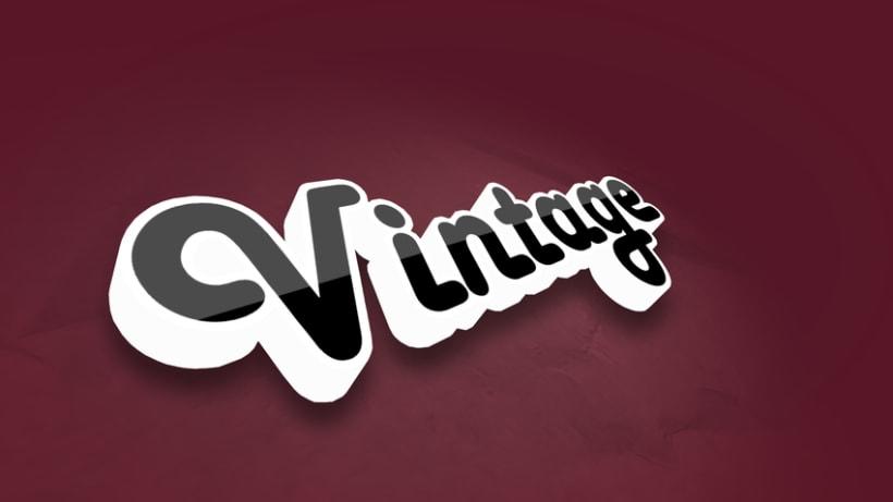 Logo Vintage 0