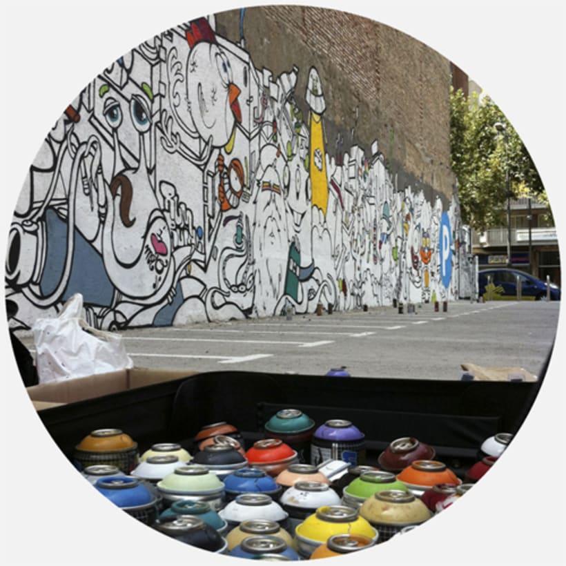 Mad City Graffiti 0