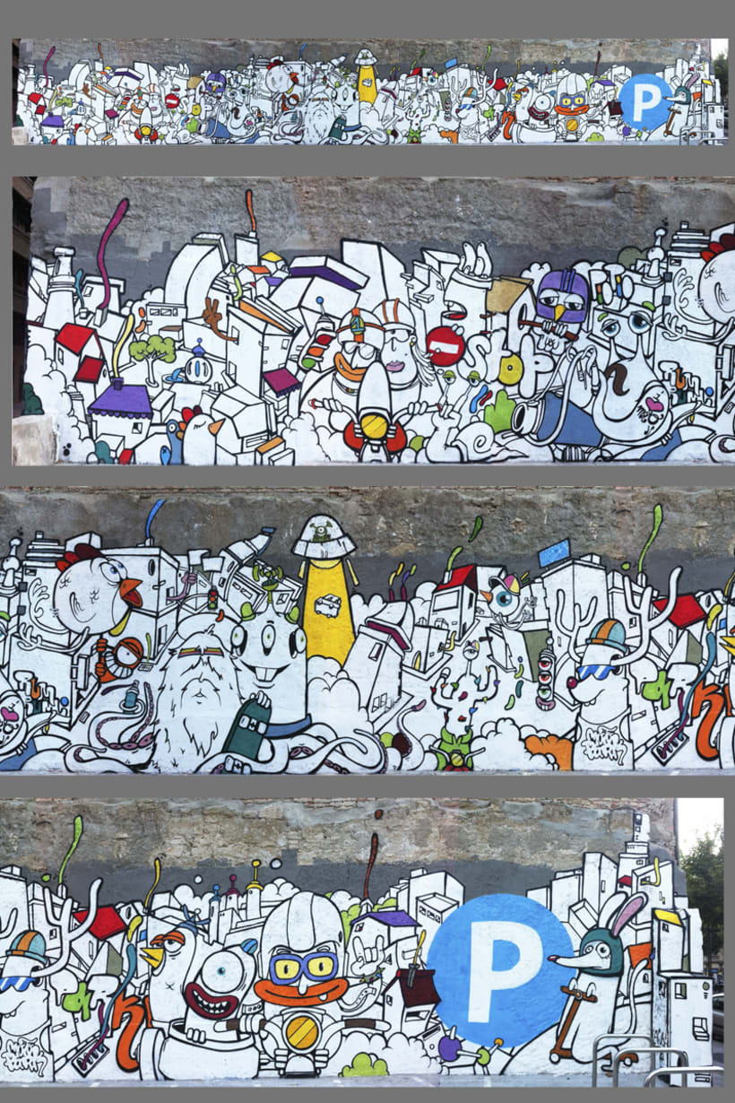 Mad City Graffiti 2