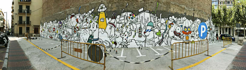 Mad City Graffiti 1