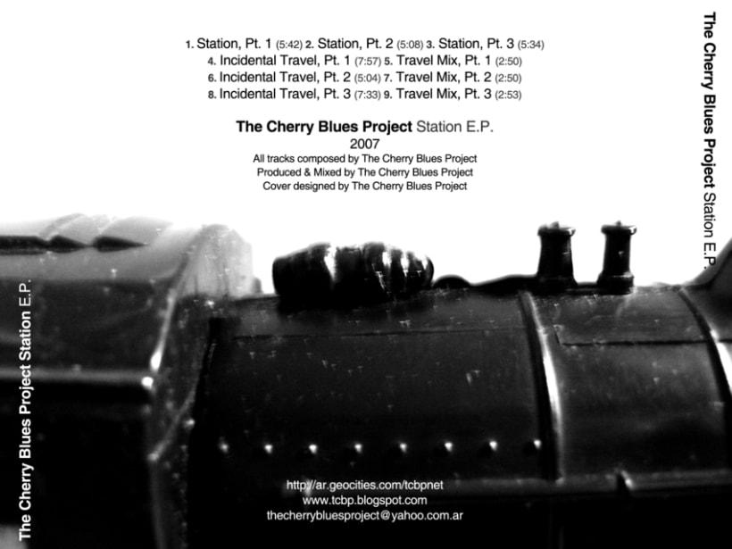 El Viaje, Discos, Ep, simples, Remix (2007) 3