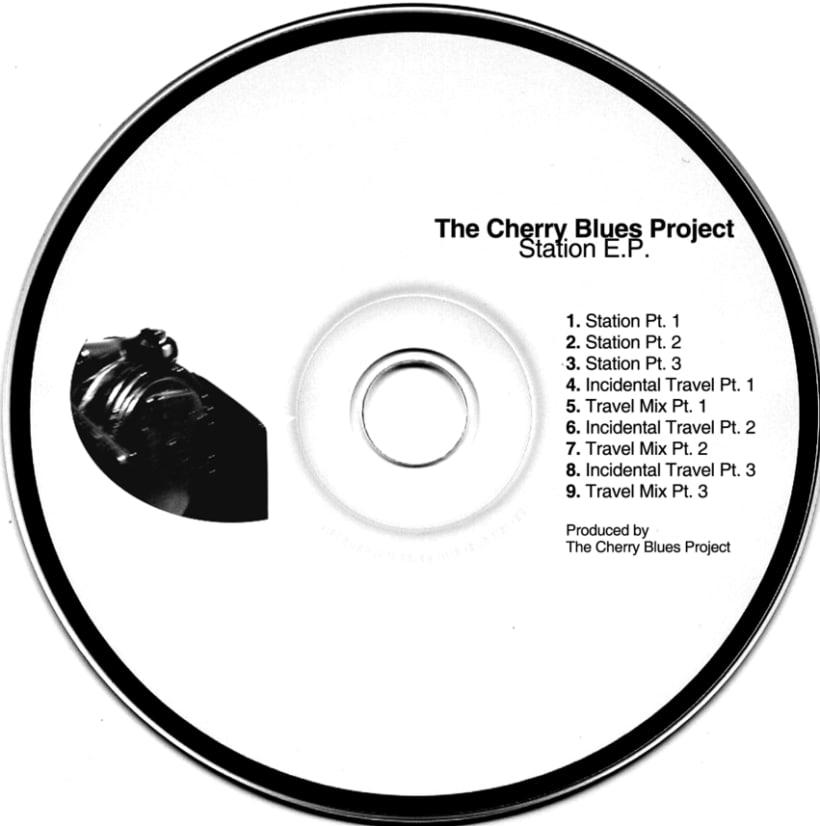 El Viaje, Discos, Ep, simples, Remix (2007) 4