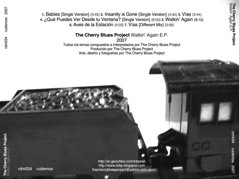 El Viaje, Discos, Ep, simples, Remix (2007) 6