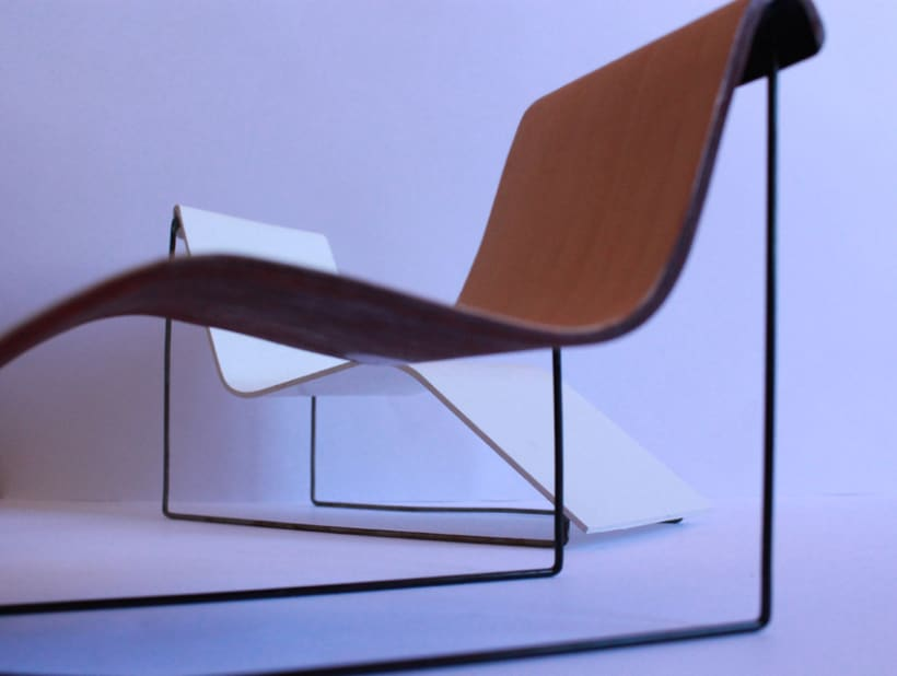 """chaise lounge """"ringer"""" 0"""