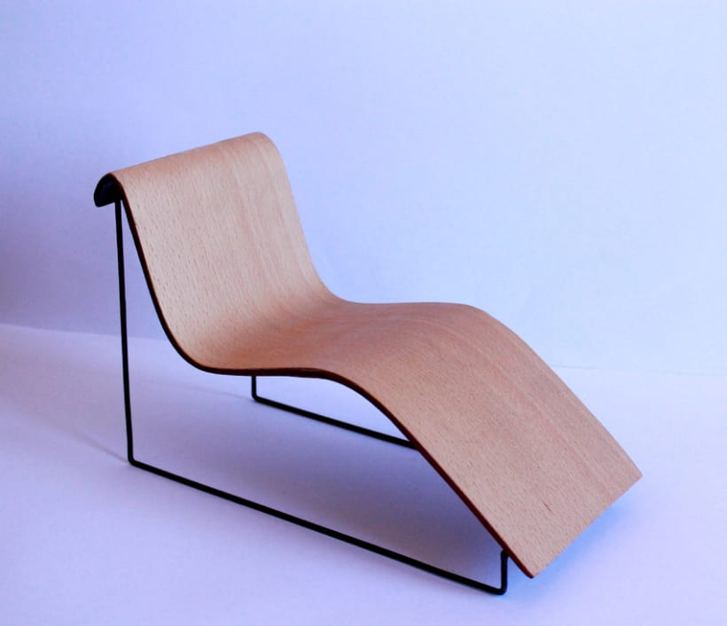 """chaise lounge """"ringer"""" 1"""