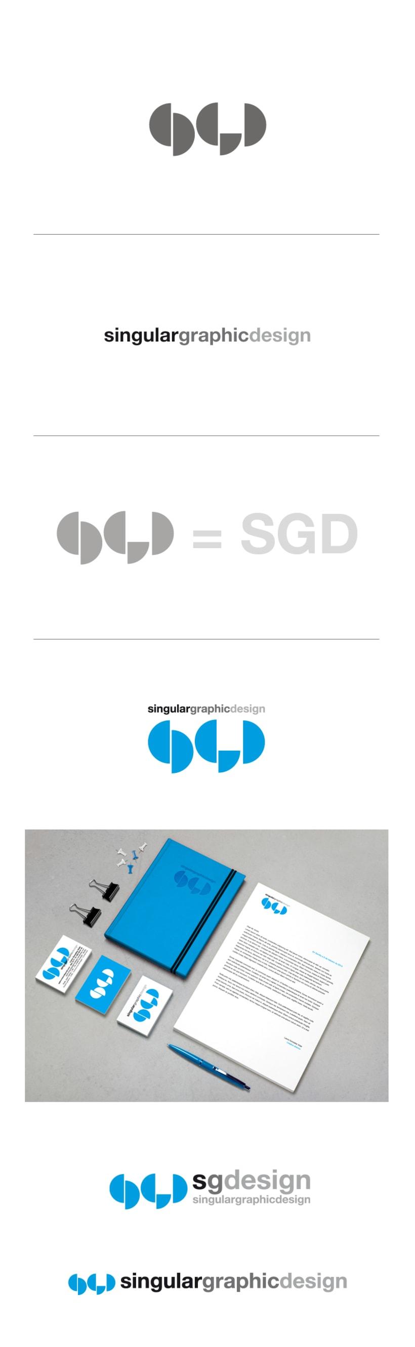 Singular graphic design 0