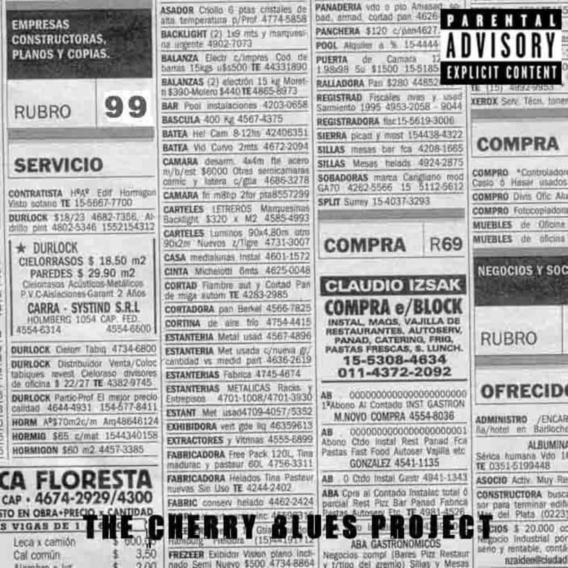 The Cherry Blues Project - Discografia (Selecta) 2