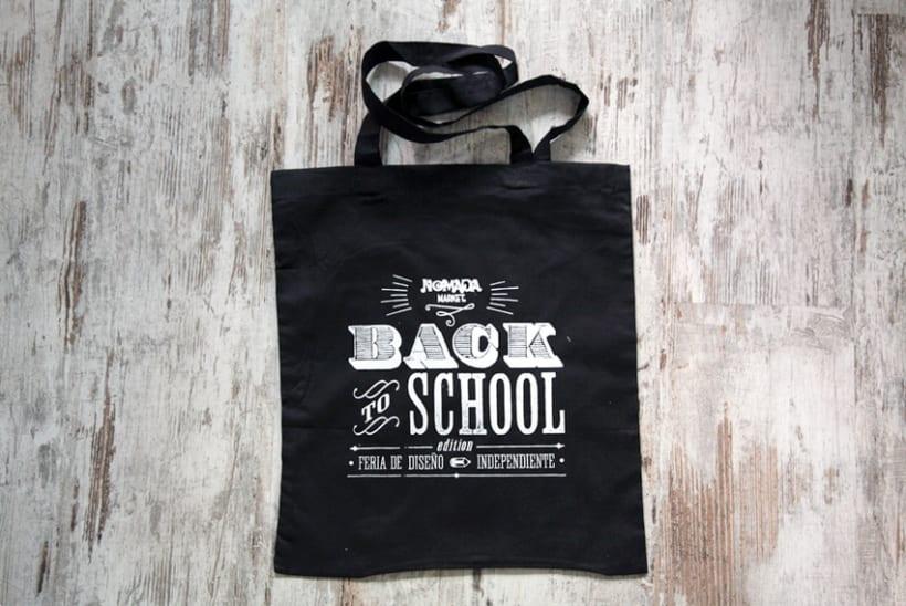Back To School. Nómada Market. 10