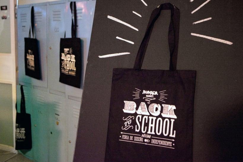 Back To School. Nómada Market. 20