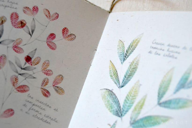 Botanical   fanzine 1