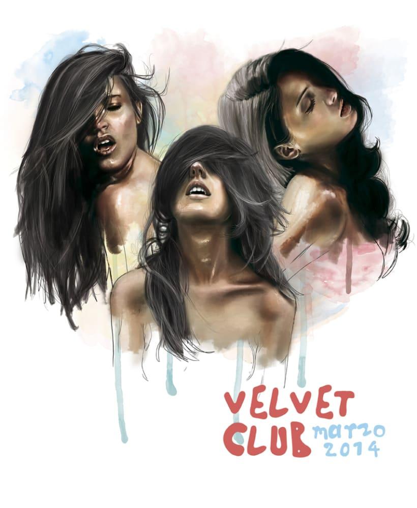 VELVET CLUB 6